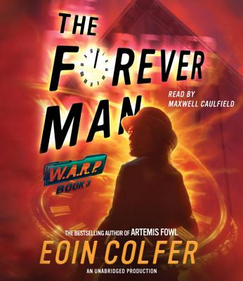 WARP Book 3 The Forever Man Cover Image