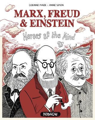 Cover for Marx Freud & Einstein