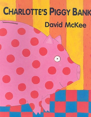 Charlotte's Piggy Bank Cover Image