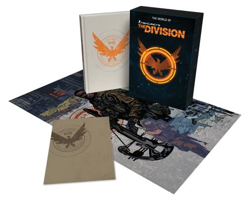 The World of Tom Clancy's The DivisionLimited Edition Cover Image