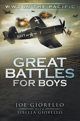 Great Battles for Boys: WW2 Pacific Cover Image