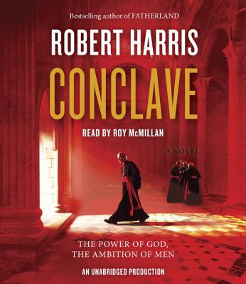 Conclave: A novel Cover Image