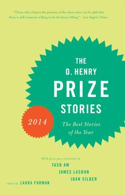 The O. Henry Prize Stories 2014 (The O. Henry Prize Collection) Cover Image