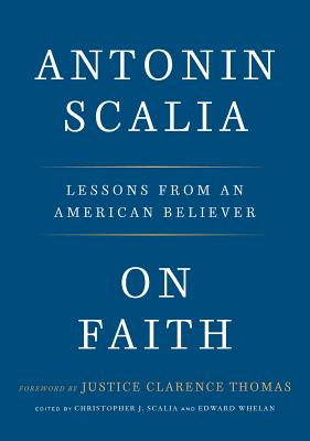 On Faith: Lessons from an American Believer Cover Image