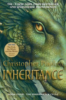 Inheritance: Book IV (The Inheritance Cycle #4) Cover Image