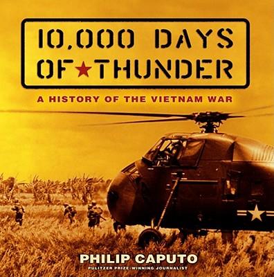 10,000 Days of Thunder Cover