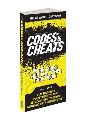 Codes & Cheats Vol.1 2012 Cover