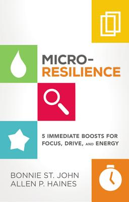 Micro-Resilience Lib/E: Minor Shifts for Major Boosts in Focus, Drive, and Energy Cover Image