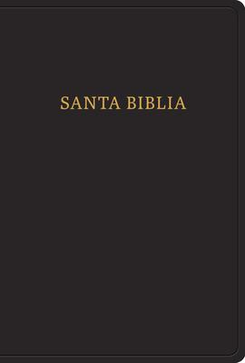 Cover for RVR 1960 Biblia letra gigante, negro imitación piel