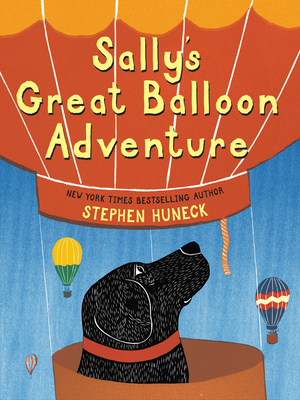 Cover for Sally's Great Balloon Adventure