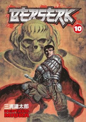 Berserk, Vol. 10 cover image