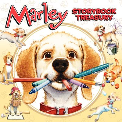 Marley's Storybook Treasury Cover