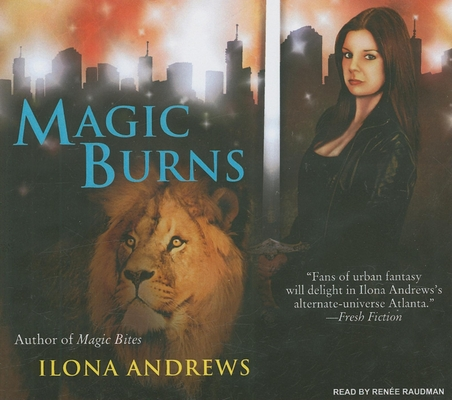 Magic Burns Cover Image
