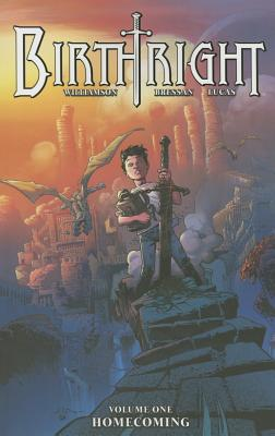 Cover for Birthright Volume 1