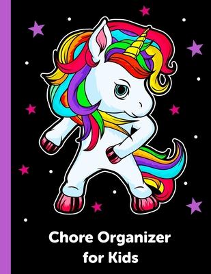 Chore Organizer for Kids: Childrens Responsibility Checklist Cover Image