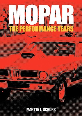 Mopar: The Performance Years Cover Image