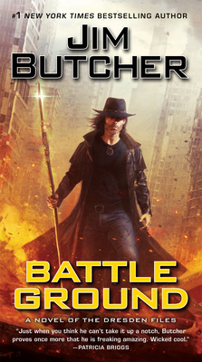 Battle Ground (Dresden Files #17) Cover Image