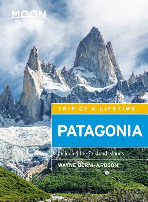 Moon Patagonia: Including the Falkland Islands (Travel Guide) Cover Image