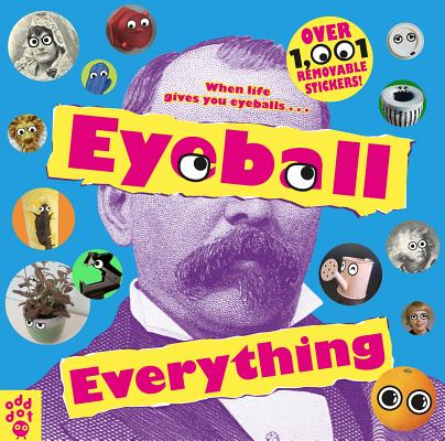Eyeball Everything Cover Image