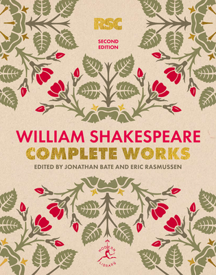 William Shakespeare Complete Works, 2nd Edition Cover Image