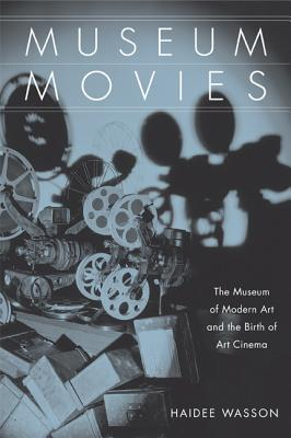 Cover for Museum Movies
