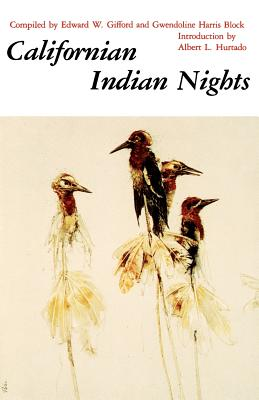 Californian Indian Nights Cover Image
