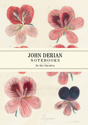 John Derian Paper Goods: In the Garden Notebooks Cover Image