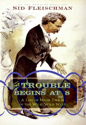 The Trouble Begins at 8 Cover
