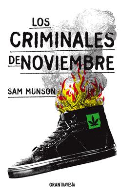 Los criminales de noviembre Cover Image