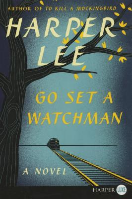 Cover for Go Set a Watchman