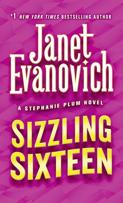 Sizzling Sixteen (Stephanie Plum Novels #16) Cover Image
