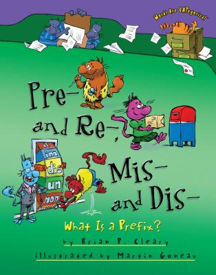 Pre- And Re-, Mis- And Dis- Cover