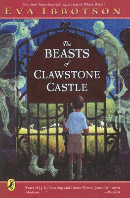 The Beasts of Clawstone Castle Cover