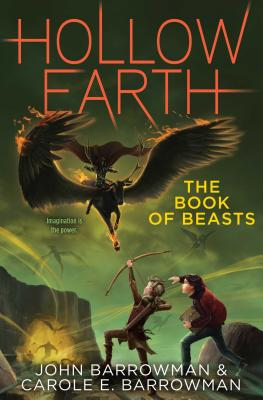 The Book of Beasts (Hollow Earth) Cover Image