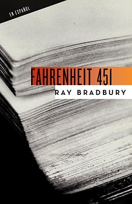 Fahrenheit 451 (Spanish Edition) Cover Image