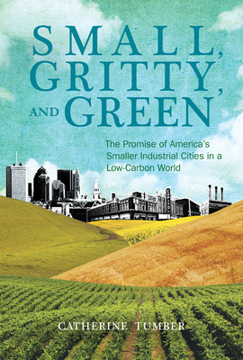 Small, Gritty, and Green: The Promise of America's Smaller Industrial Cities in a Low-Carbon World (Urban and Industrial Environments) Cover Image