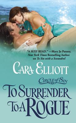 Cover for To Surrender to a Rogue (Circle of Sin #2)