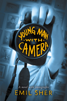 Young Man With Camera Cover Image