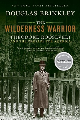The Wilderness Warrior Cover