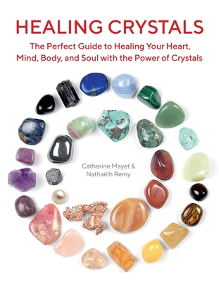 Cover for Healing Crystals