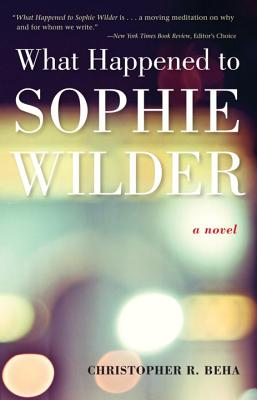 What Happened to Sophie Wilder Cover