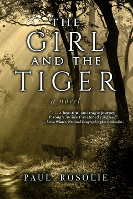 Cover for The Girl and the Tiger