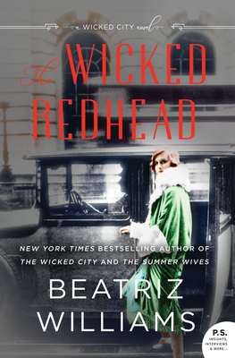 The Wicked Redhead: A Wicked City Novel Cover Image