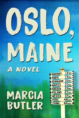Oslo, Maine: A Novel Cover Image
