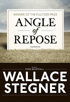 Angle of Repose [With Earbuds] (Playaway Adult Fiction) Cover Image