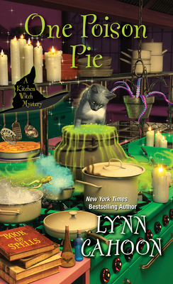 One Poison Pie (Kitchen Witch Mysteries #1) Cover Image