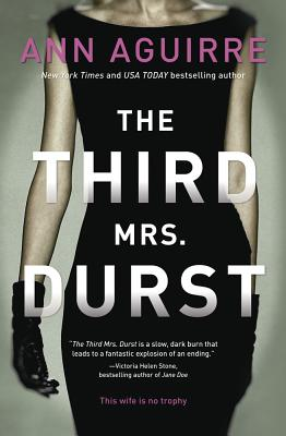 The Third Mrs. Durst Cover Image