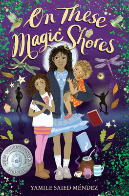 On These Magic Shores Cover Image