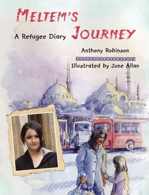 Meltem's Journey: A Refugee Diary Cover Image