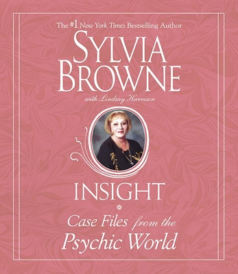 Insight: Case Files from the Psychic World Cover Image